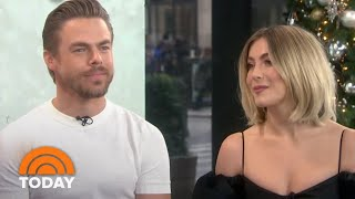 Julianne Hough Addresses Gabrielle Union's 'AGT' Exit | TODAY