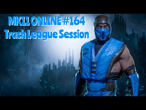 MK11 ONLINE #164 - God Kombat League Worst Session This Week