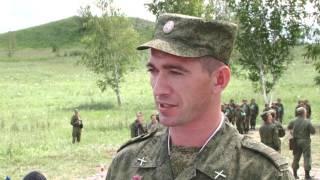 Младший сержант Роман Коваленко спас тонущего мальчика