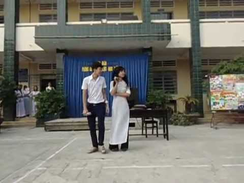 Kịch : Bạo lực học đường - THPT Diệp Minh Châu - Bến Tre