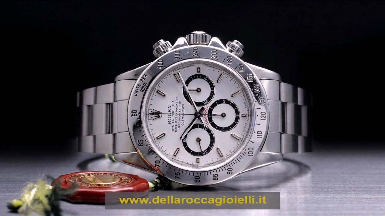 Rolex Daytona Prezzo