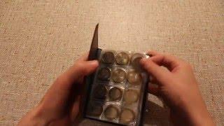 як зробити книжку для монет