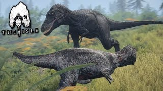 The Lives and Deaths of The Baby Rexes - Life of a T.rex | The isle
