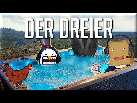 DER DREIER - Dreamteam Vengaard, EinQuantumPro und Spoonpai