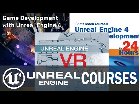 Unreal Engine Courses Available For Free - YouTube
