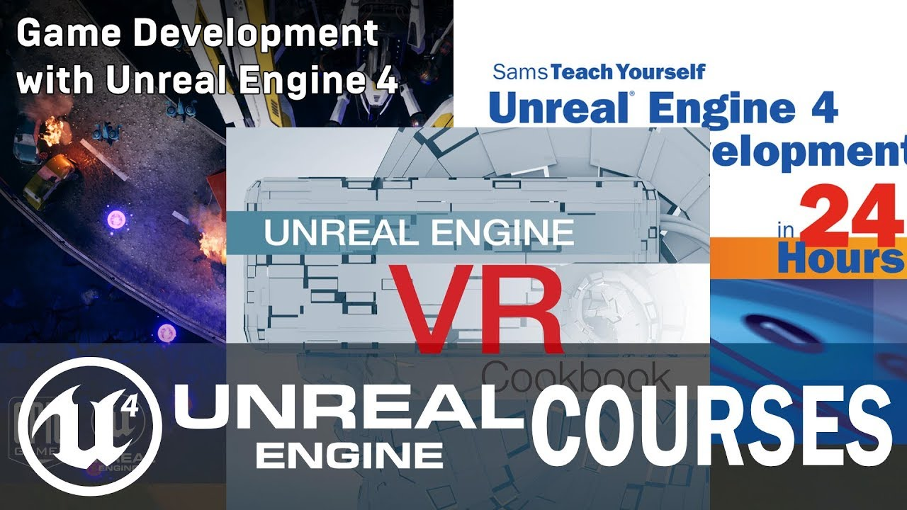 Unreal Engine Courses Available For Free