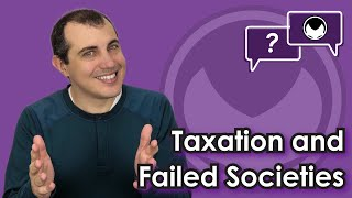Bitcoin Q&A: Taxation and failed societies