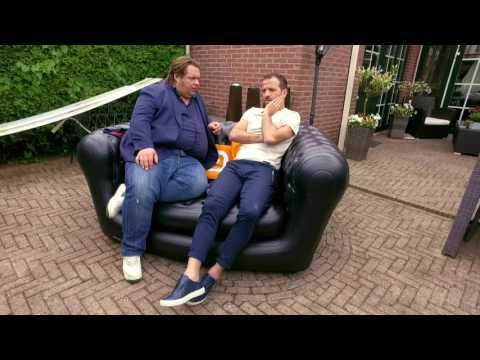 Ziggo Sport   Peptalk   Frank Evenblij   Rafael van der Vaart
