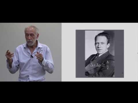 Alain Connes le principe d'incertitude d'Heisenberg