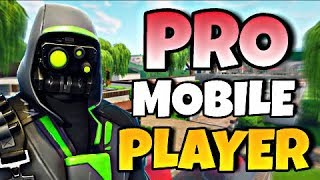 PRO FORTNITE MOBILE PLAYER ON IPAD // 180+ Wins // FAST BUILDER! // Fortnite Mobile Gameplay!