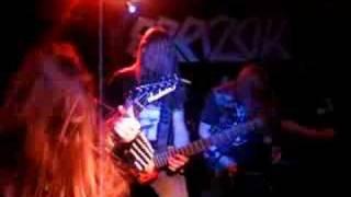 Erazor live (6.Oktober.2007) Demonic Slaughter
