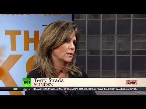 9/11 Widow Terry Strada Fights for Justice