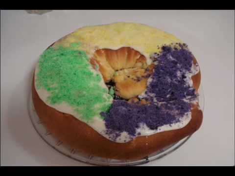 How Does the Baby Get in the King Cake?