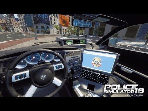Police Simulator 18 Gameplay