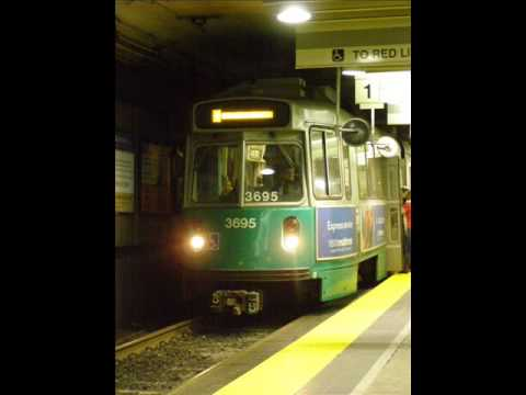MBTA Slideshow - Charlie On The MTA