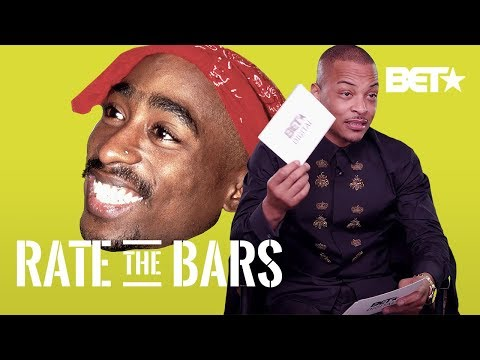 T.I. Is Not Impressed With These Lines From 2Pac And Iggy Azalea |  Rate The Bars