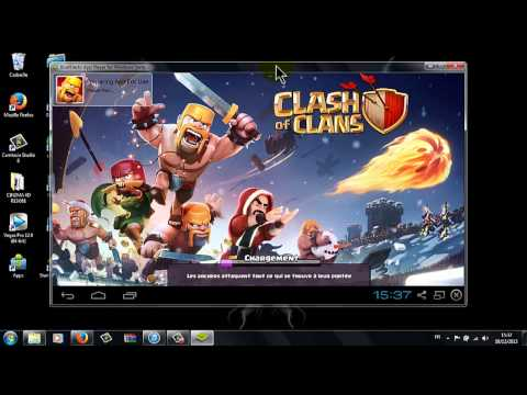 Tuto comment telecharger clash of clan sur PC
