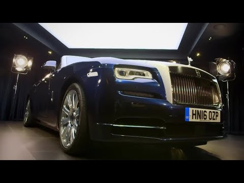 Rory Reid Visits Rolls-Royce   Extra Gear   Top Gear