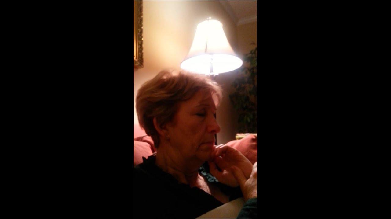 Sleeping mom - YouTube