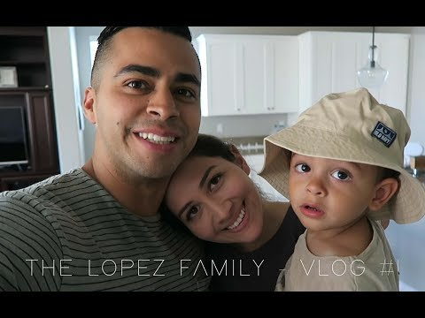 The Lopez Family Vlog #1 - David Lopez