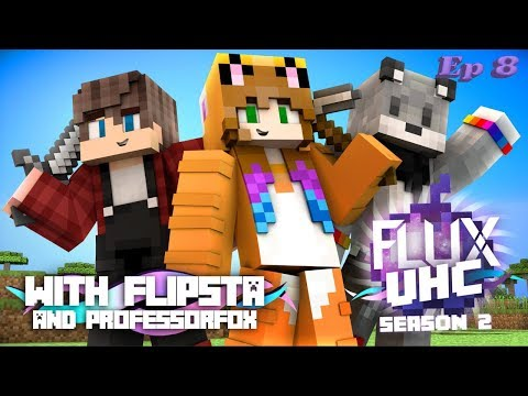 This is Getting INTENSE!!!~ Flux Season 2  with Flipsta and Professor Fox~ Ep. 8