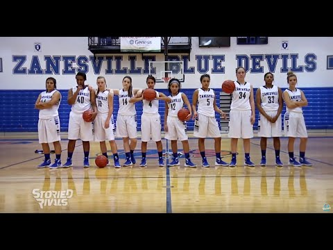 Zanesville Girls Basketball Intro 2015-2016