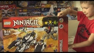 Timka LEGO Ninjago set 70595 (Ultra Stealth Raider).