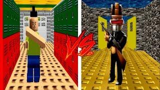 NEW ROBLOX vs LEGO in Baldi's Basics in Education & Learning