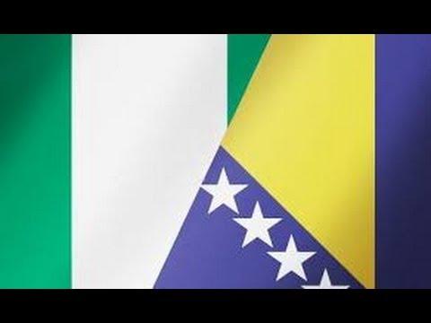 nigeria vs bosnia 1-0 all goals