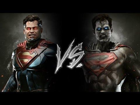 Injustice 2 - Superman Vs. Bizarro (VERY HARD)