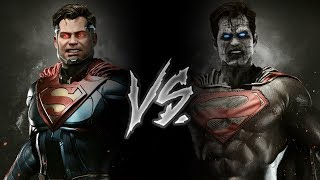 Injustice 2 - Superman Vs. Bizarro (VERY HARD)