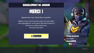 Live fortnite #30 ps4] YOO LES MECCCC I find a hacker