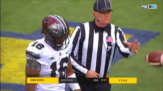 2017 - Ohio State Buckeyes at Michigan Wolverines in 40 Minutes