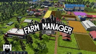 Farm Manager 2018 - New Farm - Free Play Mode - Part 1