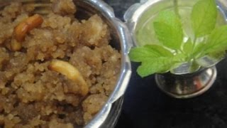 Aval Puttu | சிவப்பு அவல் வெல்ல புட்டு | Recipein Tamil | English Subtitles | Gowri Samayalarai
