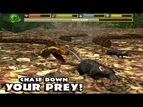 🐍🌲Snake Simulator-Part 4- By Gluten Free Games-IOS/Android