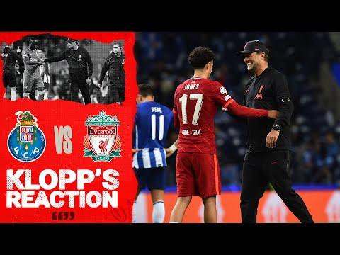 Klopp reaction: Five goals, Curtis Jones performance and Trent update |  Porto vs Liverpool
