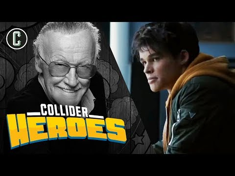 Stan Lee Remembrances, Disney+ Streaming Service and Titans' Curran Walters Interview- Heroes