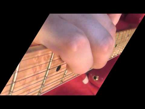 San Francisco - Scott Mckenzie (Guitar Instrumental) Cover by Steve Reynolds