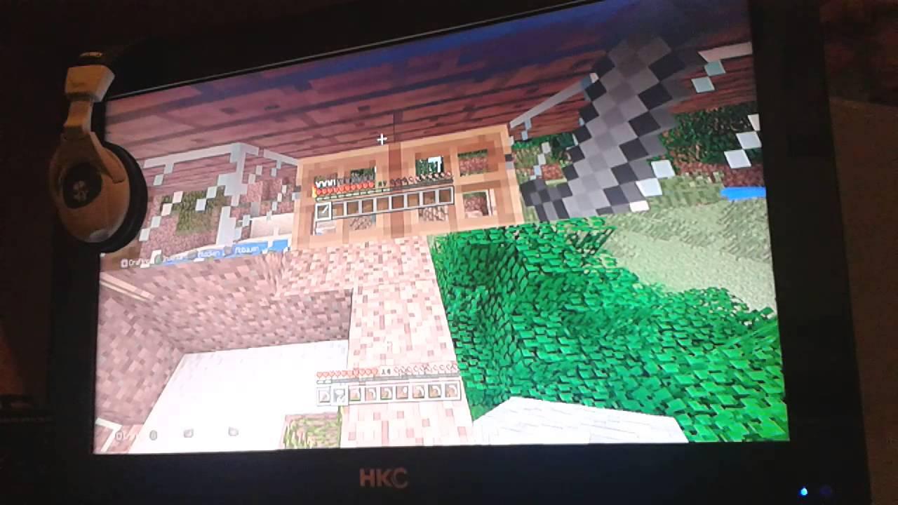 Spieler In Minecraft PS YouTube - Minecraft zusammen spielen ps3