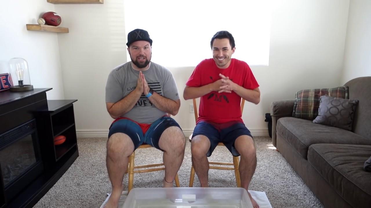 Something is. Men wearing stockings and pantyhose agree, amusing