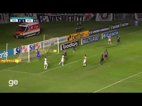 Vasco 1 X 2 Atletico Go Brasileirao 2020 Ge Globo Youtube