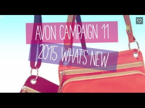 Avon Campaign 11 2015 What's New