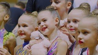 видео Центр гимнастики. Академия гимнастики.