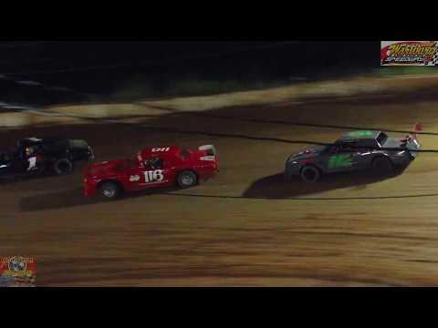 Thunder Feature @ Wartburg Speedway (9-3-17)