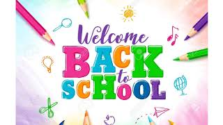 CHOKHMAH WELCOME BACK TO SCHOOL
