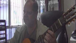 Look For a Star (Michael Anthony) - Antônio Célio  -  Acoustic Guitar