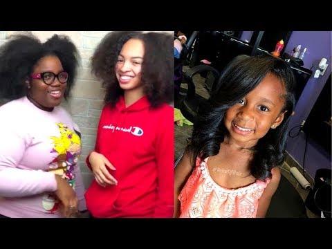 silk-press-compilation-teens-and-girls-|-black-girl-hairstyles-2019-|-black-teens-natural-hair