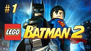 Thumbnail für das LEGO Batman 2 - DC Super Heroes Let's Play