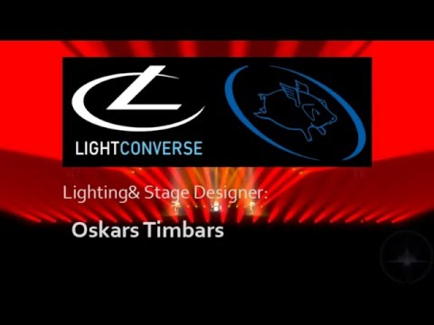 LIGHTCONVERSE AND HIGH END LIGHTING CHALLENGE 2016- Oskars Timbars